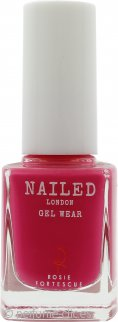 Nailed London Gel Wear Esmalte de Uñas 10ml - Rosie Cheeks