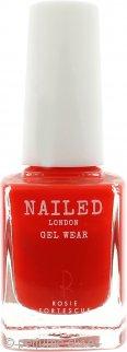 Nailed London Gel Wear Esmalte de Uñas 10ml - Red Carpet