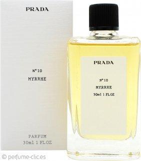 Prada No10 Myrrhe Eau de Parfum 30ml Vaporizador