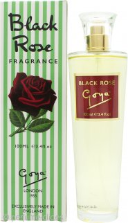 Beauty Brand Development Black Rose Goya Fragrance 100ml Vaporizador