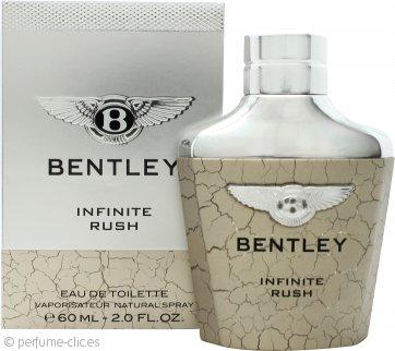 Bentley Infinite Rush Eau de Toilette 60ml Vaporizador