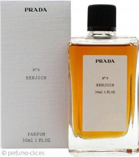 Prada No9 Benjoin Eau de Parfum 30ml Vaporizador