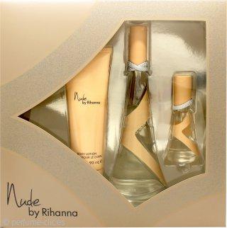 Rihanna Nude Set de Regalo 15ml EDP + 100ml Loción Corporal