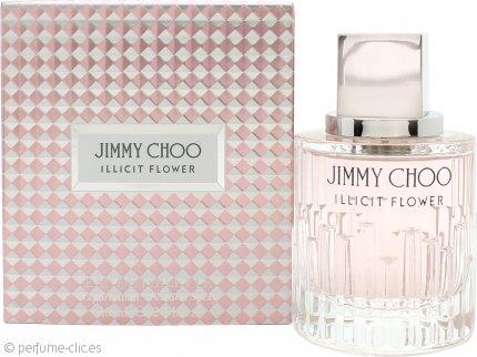 Jimmy Choo Illicit Flower Eau de Toilette 60ml Vaporizador