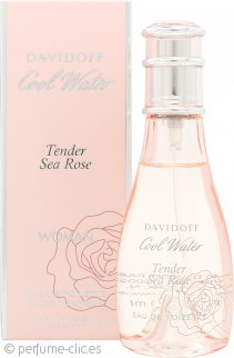 Davidoff Cool Water Tender Sea Rose Eau de Toilette 50ml Vaporizador