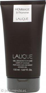 Lalique Hommage a L'Homme Gel de ducha 150ml