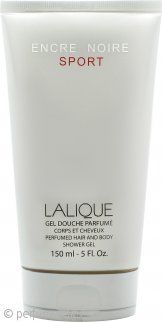 Lalique Encre Noire Sport Gel de ducha 150ml