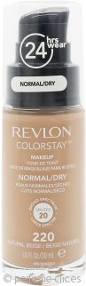 Revlon ColorStay Maquillaje 30ml - SPF20 Natural Beige Pieles Normales/Secas
