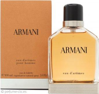 Giorgio Armani Armani Eau d'Aromes Eau de Toilette 100ml Vaporizador