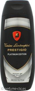 Lamborghini Prestigo Gel de Ducha Edición Platino 200ml