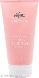 Lacoste L.12.12 Pour Elle Sparkling Gel de Ducha 150ml