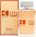 Hugo Boss Boss Orange Feel Good Summer Eau de Toilette 100ml Vaporizador