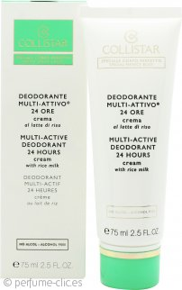 Collistar Multi-Active 24H Crema Desodorante 75ml - Pieles Sensibles