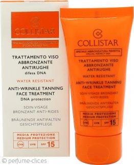 Collistar Speciale Abbronzatura Perfetta Tratamiento Facial Bronceado Anti-Edad 50ml FPS15