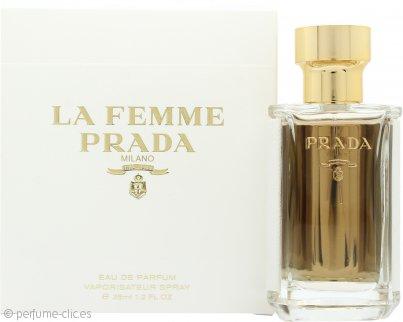 Prada La Femme Eau de Parfum 35ml Vaporizador
