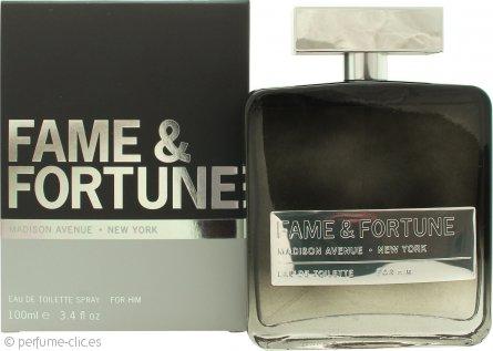 Fame & Fortune Eau de Toilette 100ml Vaporizador