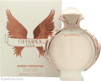 Paco Rabanne Olympea Aqua Eau de Toilette 80ml Vaporizador