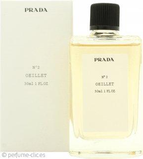 Prada No2 Oeillet Eau de Parfum 30ml Vaporizador