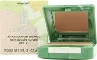 Clinique Almost Maquillaje en Polvo SPF15 Light