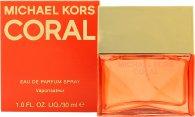 Michael Kors Coral Eau de Parfum 30ml Vaporizador