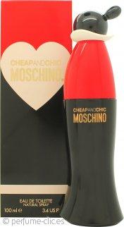Moschino Cheap & Chic Eau de Toilette 100ml Vaporizador