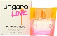 Emanuel Ungaro Love Eau de Parfum 30ml Vaporizador