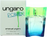 Emanuel Ungaro Power Eau de Toilette 50ml Vaporizador