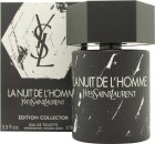 Yves Saint Laurent La Nuit de l`Homme Collector Edition Eau de Toilette 100ml Vaporizador