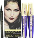 L'Oreal Volume Million Lashes So Couture Gift Set 2 x 9ml Rímel - Black