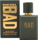 Diesel Bad Eau de Toilette 35ml Vaporizador