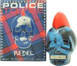 Police To Be Rebel Eau de Toilette 125ml Vaporizador
