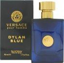 Versace Pour Homme Dylan Blue Eau de Toilette 50ml Vaporizador