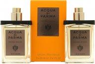 Acqua di Parma Colonia Intensa Set de Regalo 2 x 30ml EDC Travel Refills
