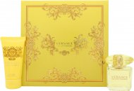 Versace Yellow Diamond 30ml EDT + 50ml Loción Corporal
