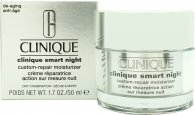 Clinique Smart Night Custom-Repair Hidratante 50ml - Pieles Mixtas