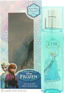 Disney Frozen Elsa Body Mist Spritzer 75ml Vaporizador