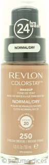 Revlon ColorStay Maquillaje 30ml - 250 Fresh Beige Pieles Normales/Secas