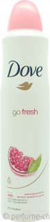 Dove Go Fresh Pomegranate and Lemon Anti-Perspirant Deodorant Vaporizador 250ml