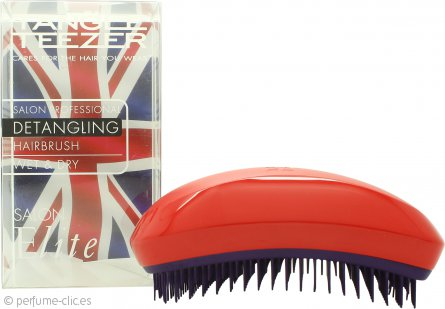 Tangle Teezer Salon Elite Cepillo Desenredante Cabello - Winter Berry
