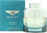 Bentley For Men Azure Eau de Toilette 60ml Vaporizador