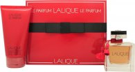 Lalique Le Parfum Set de Regalo 100ml EDP + 150ml Gel de Ducha