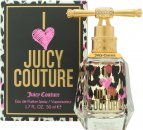Juicy Couture I Love Juicy Couture Eau de Parfum 50ml Vaporizador