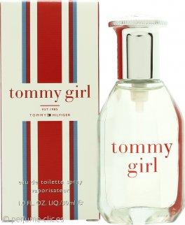 Tommy Hilfiger Tommy Girl Eau de Toilette 30ml Vaporizador