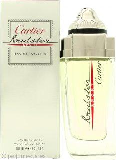 Cartier Roadster Sport Eau de Toilette 100ml Vaporizador