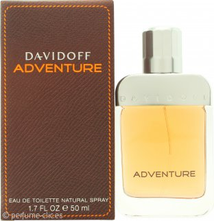 Davidoff Adventure Eau de Toilette 50ml Vaporizador