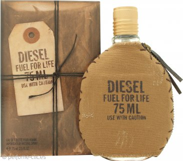 Diesel Fuel For Life Eau de Toilette 75ml Vaporizador