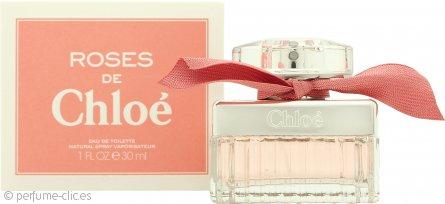 Chloe Roses De Chloe Eau de Toilette 30ml Vaporizador