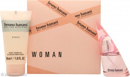Bruno Banani Woman Set de Regalo 20ml EDT + 50ml Gel de Ducha