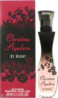 Christina Aguilera By Night Eau de Parfum 30ml Vaporizador