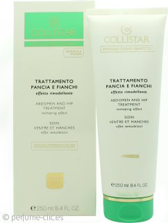 Collistar Perfect Body Tratamiento Abdomen & Caderas 250ml